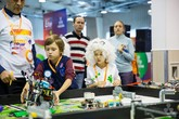 Robots made by schoolchildren: the results of Robosib-2017