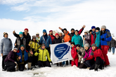 Volunteering on the Ice: the Diary of the Winter Shift of the GBT
