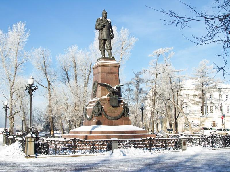 "The Capital of Eastern Siberia: Who ""Babr"" Is and Whence the Tank Came"