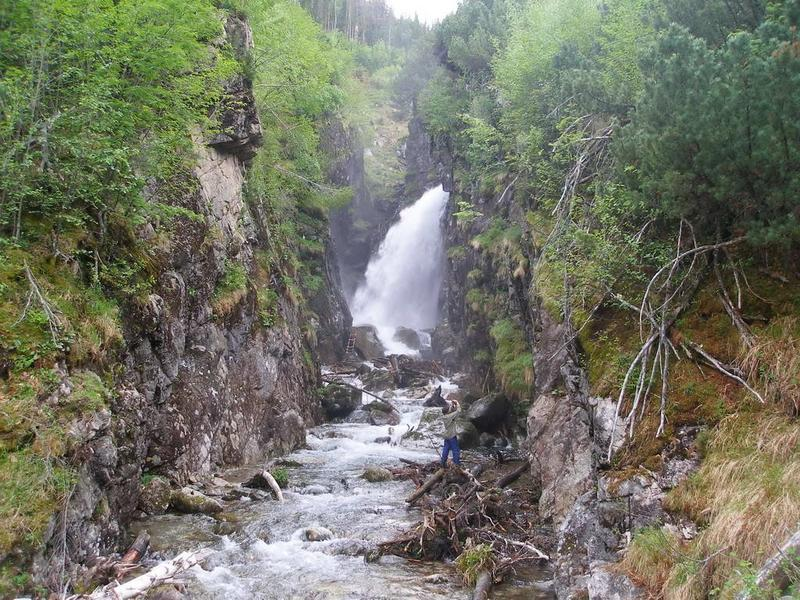 Waterfalls of Baikal