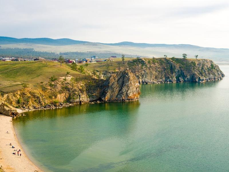 Spining the Pedals: a Bicycle Tour of Olkhon