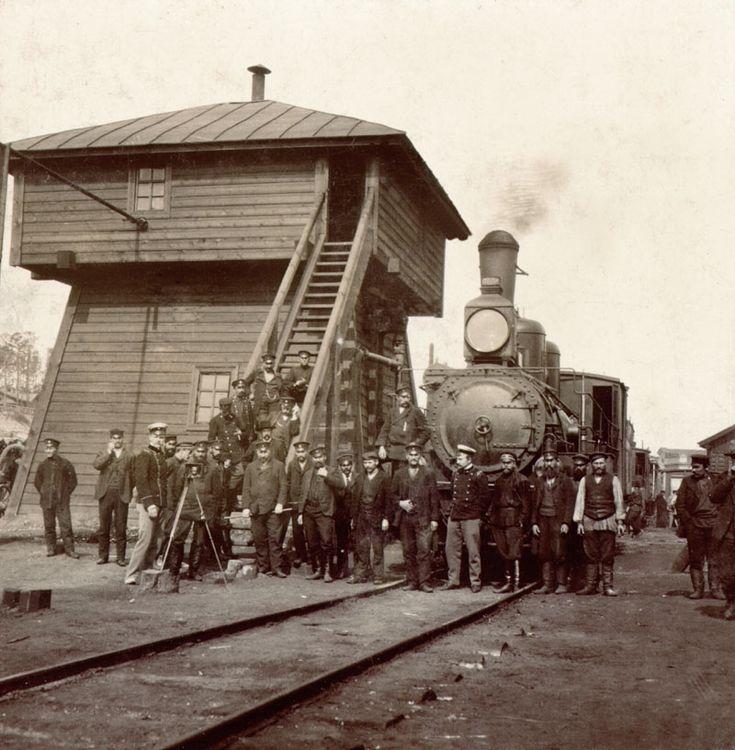 фото первые железные дороги в россии розы